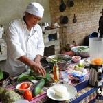 ペルー・インカの聖なる料理「パチャマンカ」①