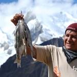 ペルー料理をキャンプで楽しむ:ブランカ山群のデラックス・キャンプ