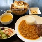 ペルー料理でランチ:恵比寿「ミラフローレス」