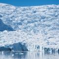 壮大な氷河の円形劇場 -ネコハーバーにて-