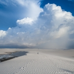 水晶の白い砂漠・レンソイスを歩く「3つのプラン」