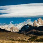 パタゴニアへ、雲を見に行く:フィッツロイ山麓にて