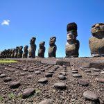 古代ポリネシアの海洋文化圏:イースター島、そして南米大陸