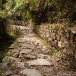 インカトレイル・トレッキングで、マチュピチュ遺跡へ①