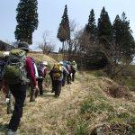 信州②:塩の道「千国街道」小谷村から糸魚川起点まで歩く4日間