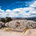 """インカ文明の聖なる3種の動物:""""巨大な祭壇""""ケンコー遺跡(ペルー)"""