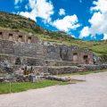 """ペルー・インカ帝国の中枢:""""聖なる泉""""タンボマチャイ遺跡"""