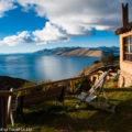 チチカカ湖を望む絶景のロッジ:インカ発祥「太陽の島」