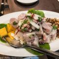 ペルー料理お食事会:新世代のシェフの絶品料理