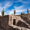 ウマワカ渓谷のティルカラ遺跡へ:アルゼンチン北部サルタ地方