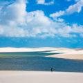 レンソイス砂漠トレッキング2019①:ブラジルの奇跡の絶景