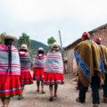 【ペルーの風景写真】アンデス山脈の生活風景を撮影する