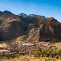 ペルー・ウルバンバ谷「インカ帝国の聖なる谷」:ページ・リニューアル