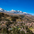 ボリビア・アンデス:レアル山群と桃源郷ソラタ