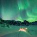 アラスカの氷河ロッジ「シェルドン・マウンテン・シャレー」