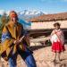 アンデスの山岳民族・ケチュア族の生活風景/ペルー撮影旅行