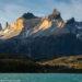 パタゴニアの岩峰群の成り立ち:花崗岩の怪峰パイネ・クエルノ